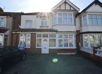 Thumbnail 4 bed terraced house to rent in The Crescent, Ilford