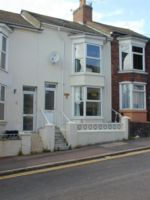 Thumbnail 2 bed terraced house to rent in Garden Road, Folkestone