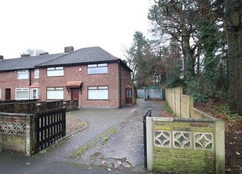 Thumbnail 2 bed flat for sale in Rackhouse Road, Wythenshawe, Manchester