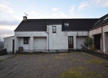 Thumbnail 3 bed cottage to rent in Altassmore, Lairg, Highland