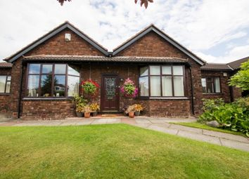 Thumbnail 4 bed bungalow for sale in Rob Lane, Newton-Le-Willows