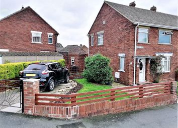 Thumbnail 3 bed semi-detached house for sale in Leazes View, Rowlands Gill