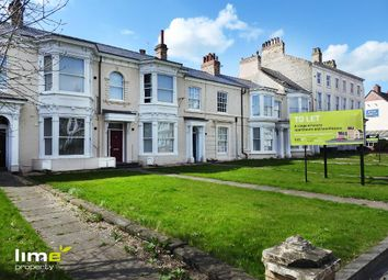Thumbnail 4 bed town house to rent in Beverley Road, Hull