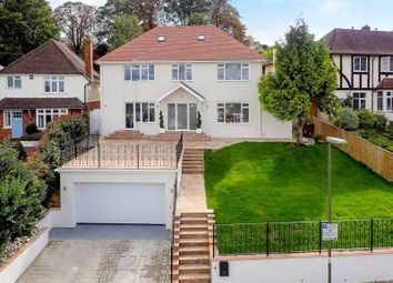 Thumbnail 6 bed detached house to rent in Harvey Road, Guildford
