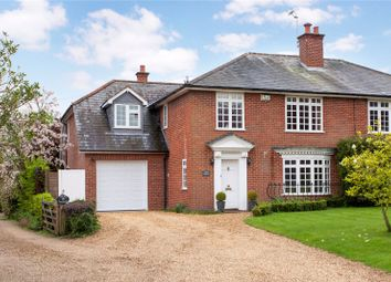 Thumbnail 4 bed semi-detached house for sale in Coronation Road, Littlewick Green, Maidenhead, Berkshire