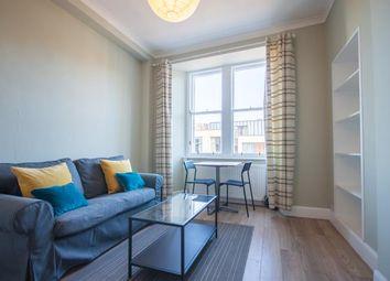 Thumbnail 1 bedroom flat to rent in St Leonards Street, Edinburgh