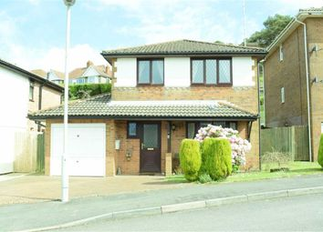 Thumbnail 4 bed detached house for sale in Newnham Crescent, Sketty, Swansea