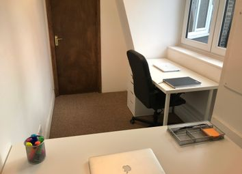 Thumbnail Serviced office to let in Fleet Street, London