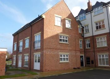 Thumbnail 1 bed flat for sale in Apt Roebuck Close, Uttoxeter, Staffordshire