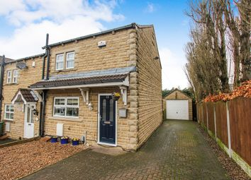 Thumbnail 2 bedroom semi-detached house for sale in Badgers Walk, Heckmondwike, West Yorkshire