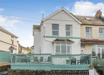 Thumbnail 4 bed end terrace house for sale in Hill Park Road, Torquay