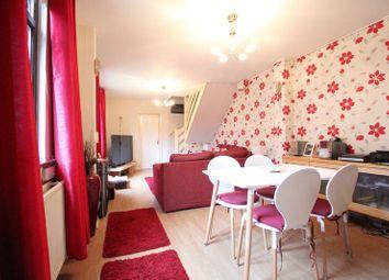 Thumbnail 2 bed maisonette for sale in Conduit Road, Bedford