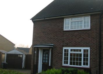 Thumbnail 2 bed semi-detached house to rent in Hillfield Road, Dunton Green, Sevenoaks