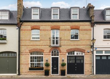 Thumbnail 5 bed town house for sale in Clabon Mews, Knightsbridge, London
