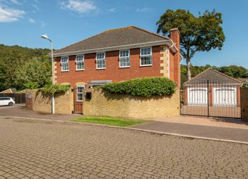 Thumbnail 4 bed detached house for sale in Mannering Close, River