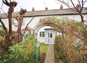 Thumbnail 2 bedroom cottage to rent in School Lane, Haslingfield, Cambridge