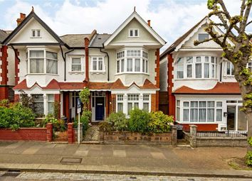 Thumbnail 3 bed semi-detached house for sale in Gracedale Road, Furzedown, London