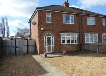 3 bed semi-detached house for sale in Coneygree Road, Peterborough, Cambridgeshire PE2