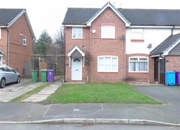 Thumbnail 3 bed town house to rent in Longdown Road, Fazakerley, Liverpool