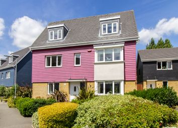 Thumbnail 5 bed detached house for sale in Apollo Drive, Southend-On-Sea