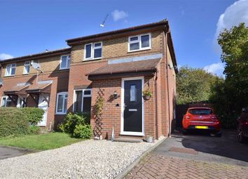 Thumbnail 3 bed end terrace house for sale in Middlesborough Close, Great Ashby, Stevenage, Herts
