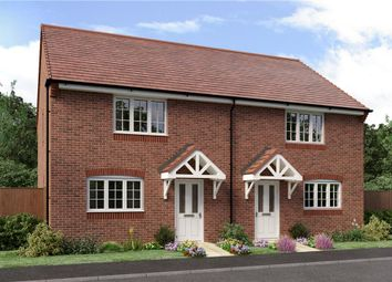 "Thumbnail 3 bed semi-detached house for sale in ""Marlow"" at Radbourne Lane, Derby"