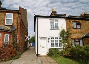Thumbnail 2 bed cottage for sale in Clayton Road, Chessington