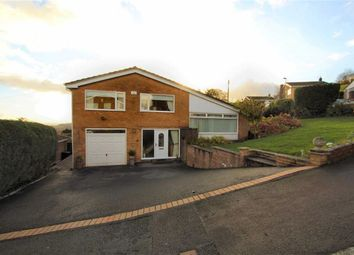 Thumbnail 3 bed detached house for sale in Wedgewood Heights, Holywell, Flintshire