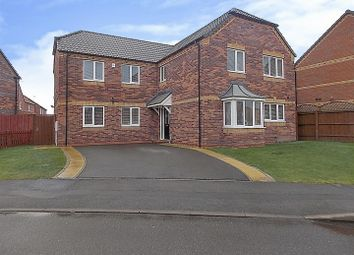 Thumbnail 5 bedroom detached house for sale in Dunn Drive, Long Eaton, Nottingham