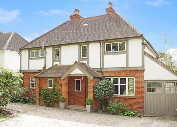 Thumbnail 4 bedroom detached house for sale in Belmont Park Road, Maidenhead, Berkshire