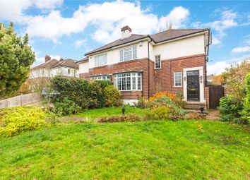 Thumbnail 3 bed semi-detached house for sale in Gravesend Road, Strood, Kent