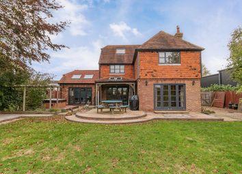 6 bed detached house for sale in Ashford Road, Harrietsham, Maidstone, Kent ME17