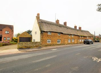 Thumbnail 4 bed semi-detached house for sale in High Street, Hardingstone, Northampton