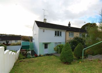 Thumbnail 2 bed end terrace house for sale in St. Peters Road, Crownhill, Plymouth