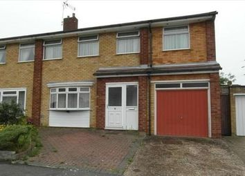 Thumbnail 4 bed property to rent in Bruce Drive, Selsdon, South Croydon