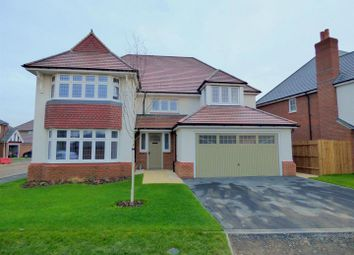 Thumbnail 4 bedroom property for sale in Lodge Park Drive, Evesham