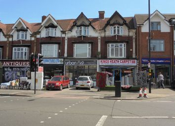 Thumbnail 3 bed flat to rent in Alcester Road South, Birmingham