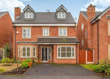 Thumbnail 5 bed detached house for sale in Japonica Gardens, St. Helens