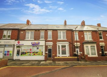 Thumbnail 4 bed terraced house for sale in Marden Road, Whitley Bay