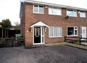 Thumbnail 3 bed property to rent in Commonwealth Close, Winsford