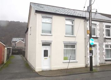 Thumbnail 3 bed end terrace house to rent in Thurston Road, Pontypridd