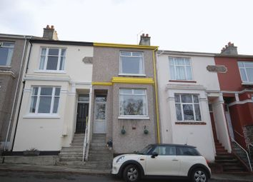 Thumbnail 2 bed terraced house for sale in Lydford Park Road, Plymouth