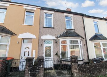 Thumbnail 2 bed terraced house for sale in Stafford Road, Newport