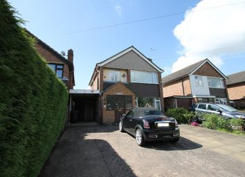 Thumbnail 3 bed detached house for sale in Windmill Road, Atherstone