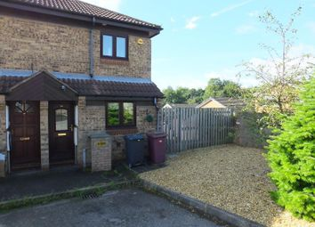 Thumbnail 1 bedroom town house to rent in Derwent Close, Dronfield