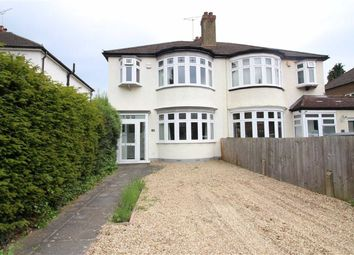 Thumbnail 3 bed semi-detached house for sale in Farnaby Road, Shortlands