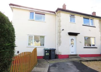 Thumbnail 4 bed semi-detached house for sale in Northfield Crescent, Cottingley, Bingley