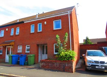 Thumbnail 3 bed semi-detached house for sale in Beloe Avenue, Norwich
