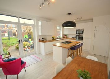 Thumbnail 3 bedroom terraced house for sale in Trinity Avenue, Kingsley, Northampton