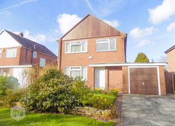 Thumbnail 3 bed detached house for sale in Lodge Drive, Culcheth, Warrington, Cheshire